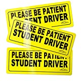 add these decals to your car when teaching teens to drive