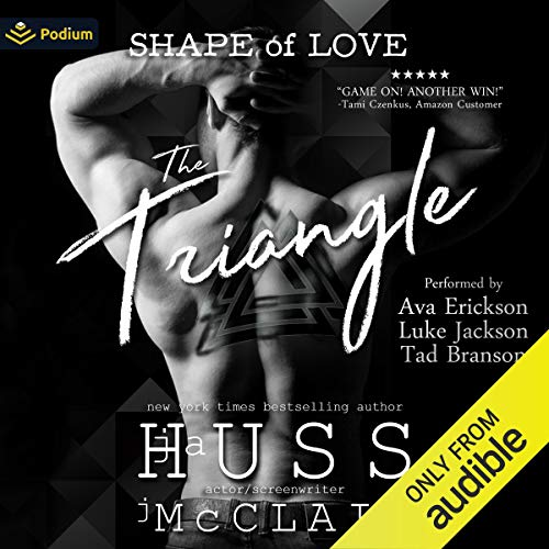 The Triangle Audiobook By JA Huss, Johnathan McClain cover art