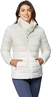 32 DEGREES Womens Ultra-Light Down Packable Transitional Jacket