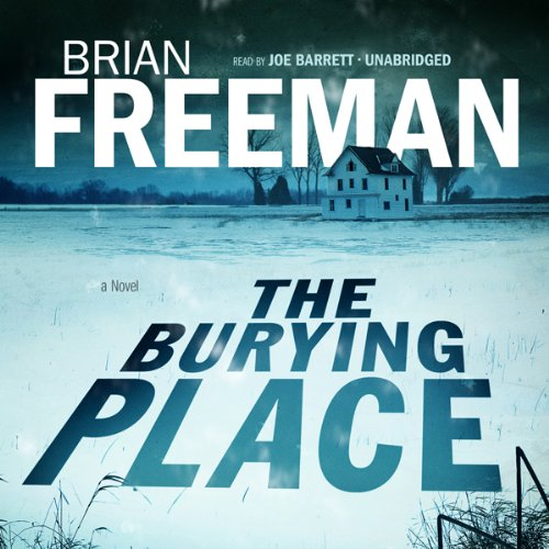 The Burying Place audiobook cover art