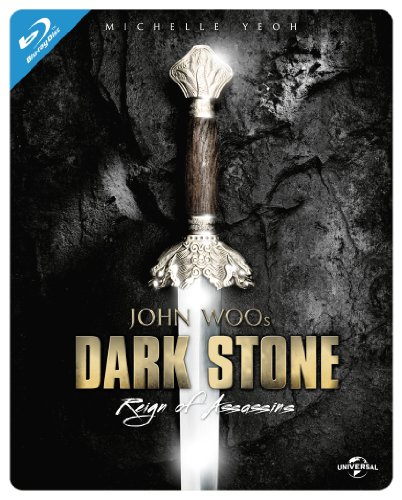 Dark Stone Steelbook [Blu-ray] [Limited Edition]
