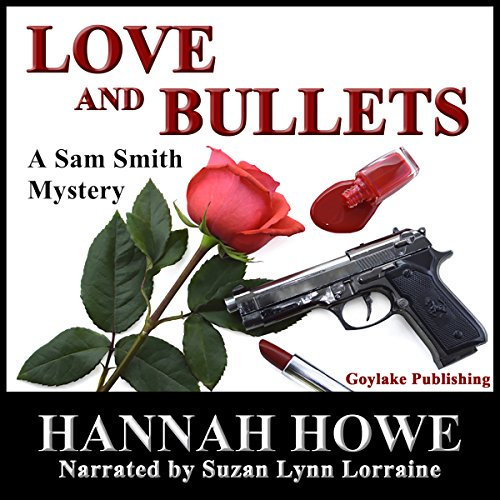 Love and Bullets audiobook cover art