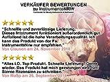 Hundeschere 7 Zoll Gebogen mit Mikroverzahnung - 3