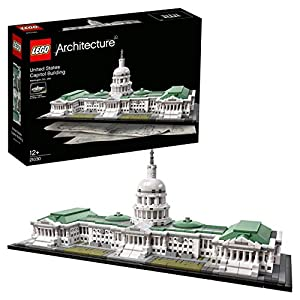 © 2016 The LEGO Group / Amazon.co.jp - レゴ アーキテクチャー アメリカ合衆国議会議事堂 21030