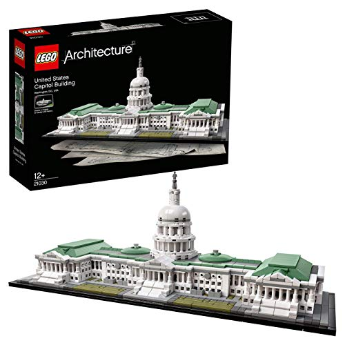 LEGO Architecture - Campidoglio di Washington, 21030