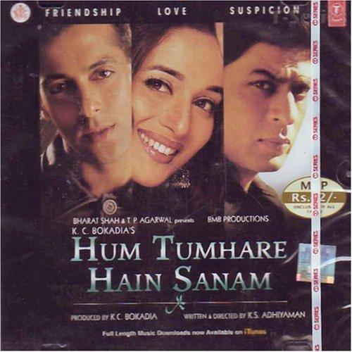 Hum Tumhare Hain Sanam (Hindi Film Songs / Bollywood Movie Soundtrack / Indian Cinema Music CD) by Bappi Lahiri, Nadeem-Shravan, Daboo Malik (2002-02-05)