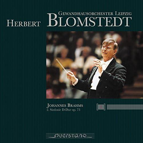 Herbert Blomstedt, Gewandhausorchester Leipzig