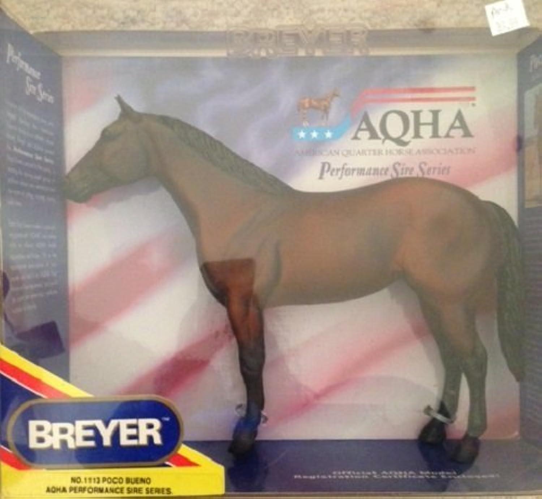 el estilo clásico Breyer  1113 Poco Bueno AQHA Performance Sire Sire Sire Series by Breyer  alta calidad general
