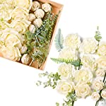 Lopkey 10pcs High-end Artificial Poppies Flowers for Wedding Holiday Bridal Bouquet Fake Poppies Indoor Decor