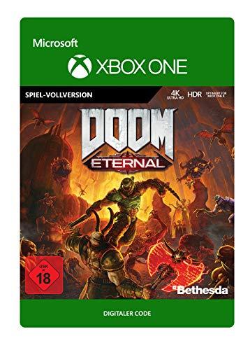 Doom Eternal : Standard Edition  | Xbox One - Download Code