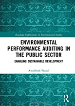 Environmental Performance Auditing in the Public Sector: Enabling Sustainable Development