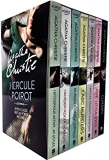 the agatha christie mystery collection box