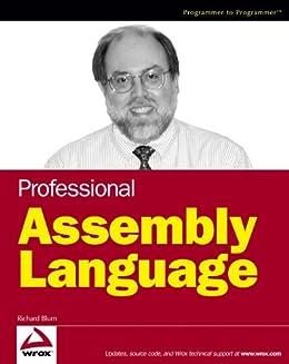 Professional Assembly Language by [Richard Blum]