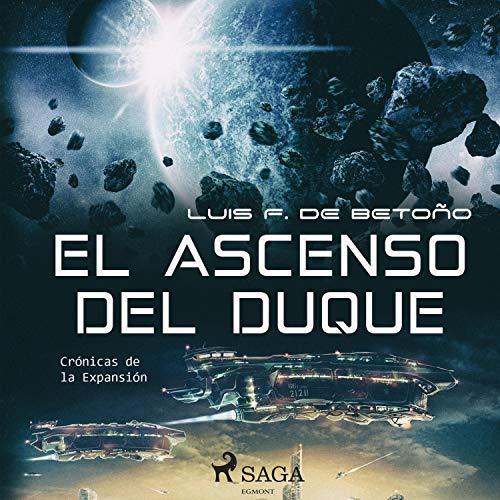 Diseño de la portada del título El ascenso del duque