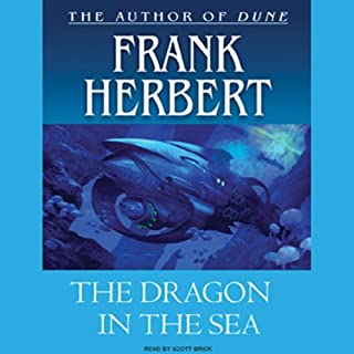 The Dragon in the Sea audiobook cover art