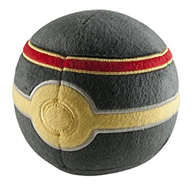 Pokèmon 14689- Bola de Peluche de Tomy