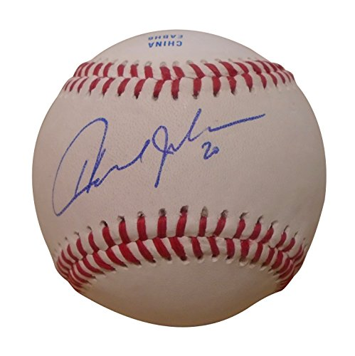 Howard Johnson New York Mets MLB Hand Signed Rawlings Baseball