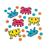 Fun Express - 80's Party Confetti for Party - Party Decor - General Decor - Confetti - Party - 1 Piece