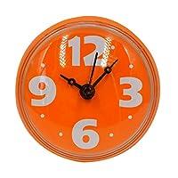 MORA ミニミュート時計 冷蔵庫マグネット掛け時計 可愛い 立体磁石置き時計 壁掛け時計 冷蔵庫マグネット マグネット付き時計 ホーム キッチン 冷蔵庫 装飾用 北欧 オシャレ インテリア クロック アナログ