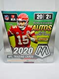 2020 Panini Mosaic NFL Football 40 Card Factory Sealed Mega Box 2 Mini Boxes 20 Cards Per Mini Box Chase rare Autograph Rookie Cards and Parallels of Joe Bur... rookie card picture