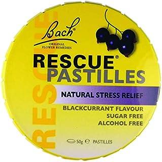 Martin & Pleasance Rescue Remedy Pastilles, Blackcurrant, 50 grams
