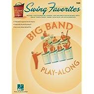 Swing Favorites: Piano (Big Band Play-Along)