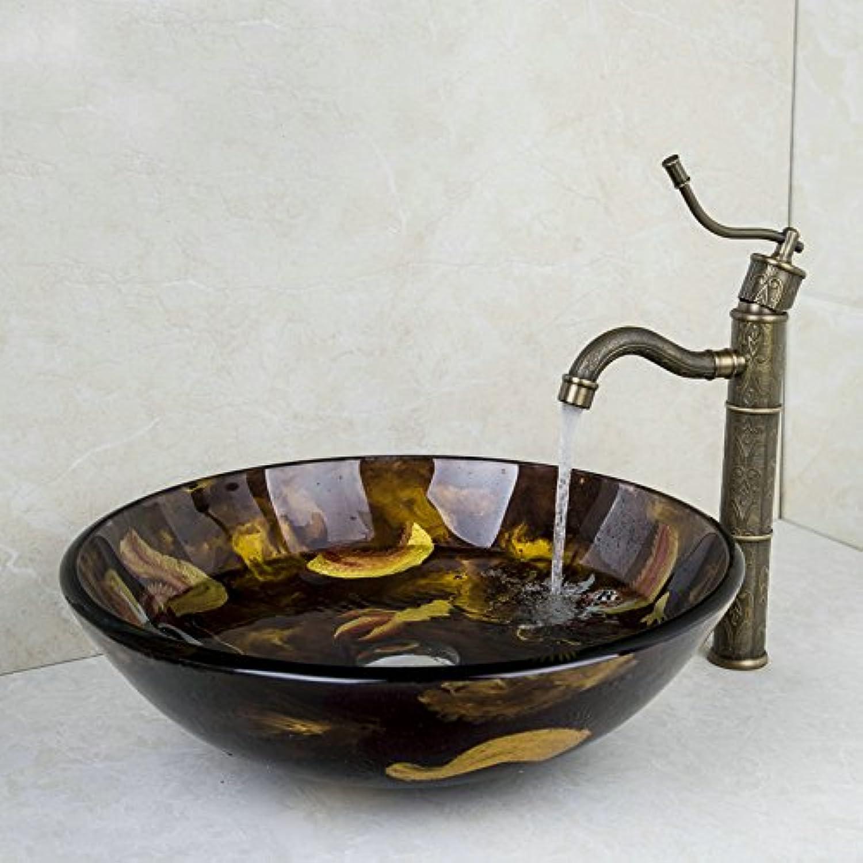 Gyps Faucet Basin Mixer Tap Waterfall Faucet Antique Bathroom Mixer Bar Mixer Shower Set Tap antique bathroom faucet Antique table basin of cold water faucet,Modern Bath Mixer Tap Bathroom Tub Lever