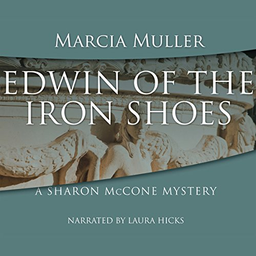 Edwin of the Iron Shoes audiobook cover art