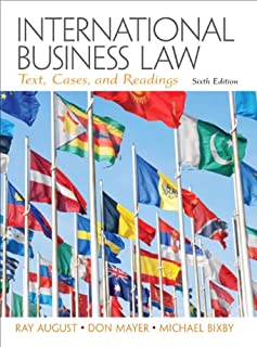 International Business Law (6th Edition)