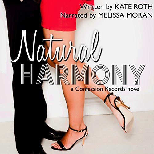 Natural Harmony audiobook cover art