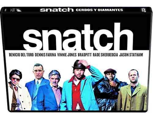 Snatch, Cerdos Y Diamantes - Edición Horizontal [DVD]