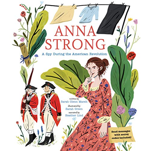 Anna Strong cover art