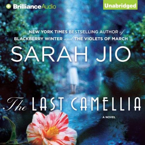 The Last Camellia audiobook cover art