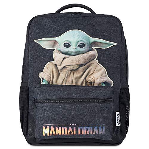 Disney® - Mochila oficial de bebé Yoda...