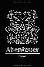 Abenteuer Journal: Notizbuch für RPG / Pen&Paper Rollenspiele, Softcover (15,2 x 22,9 cm), liniert, 120 Seiten (German Edition)