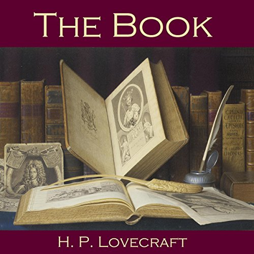 The Book audiobook cover art
