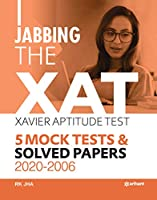 Jabbing The XAT Solved Papers And Mock Tests 2021