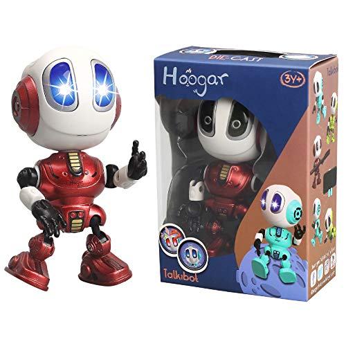 HOOGAR Talking Robot Toys for Age 3 4 5 6 7 + Year Old Boys Girls, Gifts for Age...