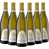 Jaume Serra Chardonnay – Vino Blanco D.O. Penedés – Caja de 6 Botellas x 750 ml