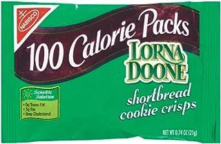 100 Calorie Packs Lorna Doone Shortbread Cookie Crisps, 0.74-Ounce Packs (Pack of 72)