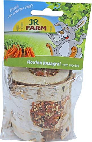 JR Farm Knabber-Holzrolle mit Karotten
