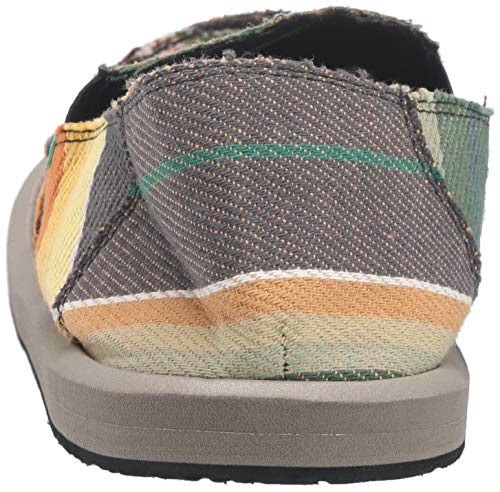 Sanuk Men's Donny Funk Loafer Flat