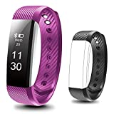 BESYOYO Waterproof Fitness Tracker, Smart Bracelet...
