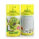 Gelsomino Deodorante Ambiente 250 ml Ricarica Diffusore Automatico