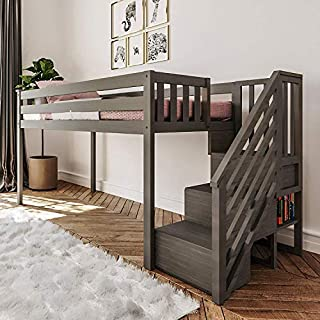 Max & Lily 180224-151 Loft, Low Staircase, Clay (B07YM8699T) | Amazon price tracker / tracking, Amazon price history charts, Amazon price watches, Amazon price drop alerts