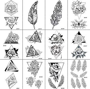 Best triangle geometric tattoo Reviews