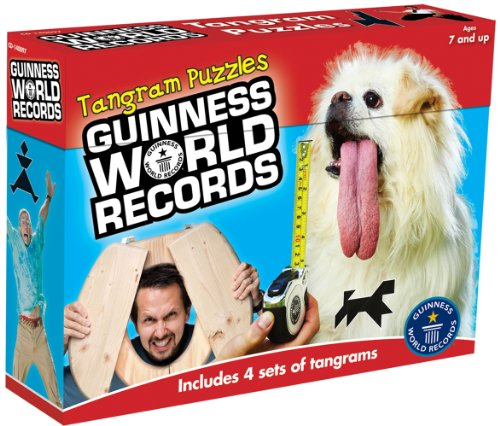 Guinness World Records Tangram Puzzles