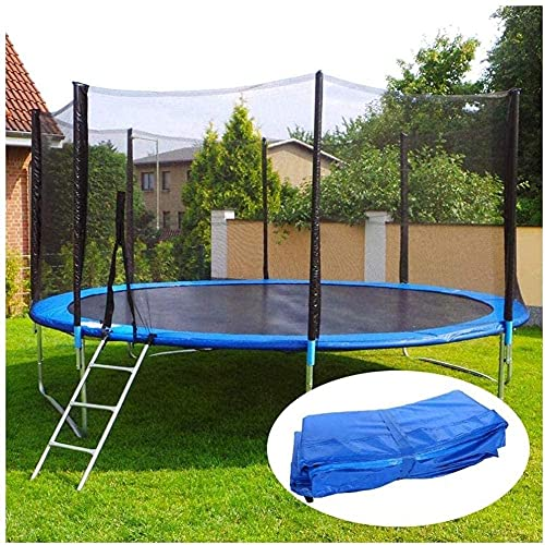 WSVULLD Bounce Extra Thick Premium Trampoline Replacement Safety Pad (Spring Cover)   Fits for Round Frames   Blue Colour Trampoline Padding for Maximum Safety (Color : 14FT)