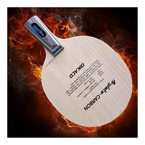 HENG Tischtennisschläger, geeignet für Outdoor-Sportarten und Fitness-Schläger, echter fälschungssicherer Decathlon King-Schläger, 1 Pack I Wish You Happiness, My Friend. (Style : One Long Handle)