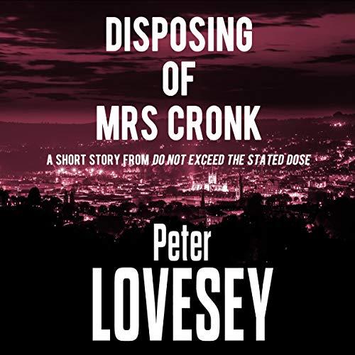 Disposing of Mrs Cronk cover art